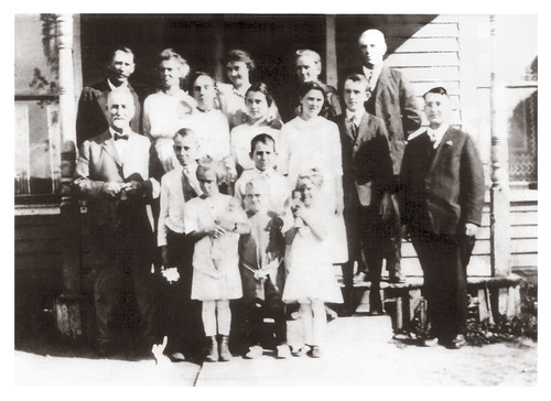 Watts Family (about 1915)