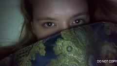 sleepless in Oklahoma (trina1975) Tags: portrait woman selfportrait girl self webcam insane crazy bed sleep laptop sp blond blonde rest insanity insomnia sleepless