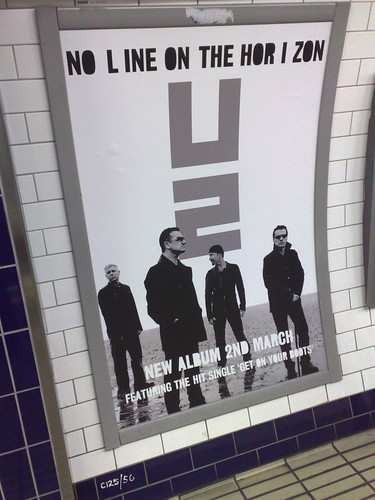 Tube advertising