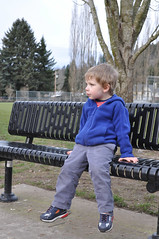 Rest (Jeff Youngstrom) Tags: boy playground nathan issaquah memorialfield