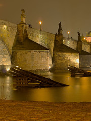 Charles bridge (xmort) Tags: republic czech prague olympus hdr e510 zd 40150 pshdr hccity