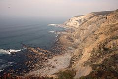 Barrika (Entropa) Tags: costa mar vizcaya acantilado rocas vasca barrika