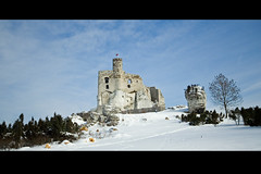 Mirów (Shyha) Tags: castle ex canon eos 350d sigma poland polska jura 1020 zamek mirów