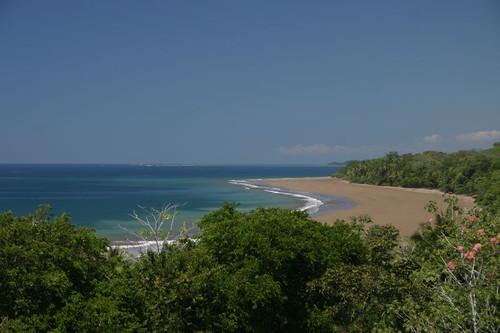 Near Tortuga Abajo, Costa Rica's Pacific coast...