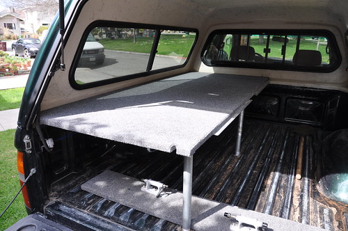 » Topic: OT: Dirtbag Chalet/Revisiting the truck bed platform