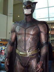 Nite Owl II Watchmen movie costume (jasoninhollywood) Tags: costumes comics films movies heroes superheroes watchmen niteowl patrickwilson arclighthollywood moviecostumes