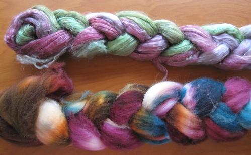 Spunky Eclectic fiber