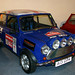 A13GPA Neil Burgess Rally Mini