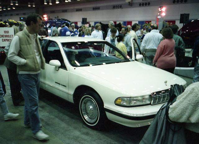 chevy 1991 carshow caprice baltimoreconventioncenter motortrendinternationalautoshow