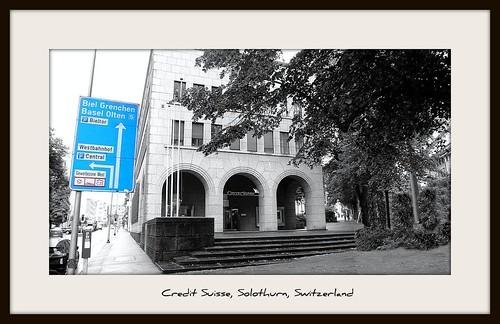 Credit Suisse bw