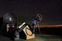Observing Heights (Pierre-Paul Feyte) Tags: observation star 800 toiles dobson astronomie picdumidi t800 picdumididebigorre laquets capastro observings