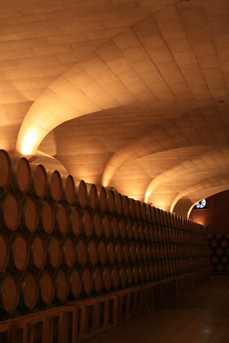 Cellars at Bodegas Campillo