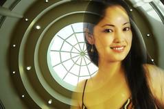 Spider Woman (aRyelski) Tags: bahrain nikon pinay filipina nikkor d300 liezl gpn ariel2009