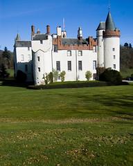 Cortachy Castle (Jonathon W) Tags: castle scotland angus cortachycastle cortachy