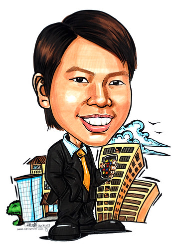 Caricature of ERA broker