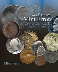 Byers Greatest Mint Errors cover