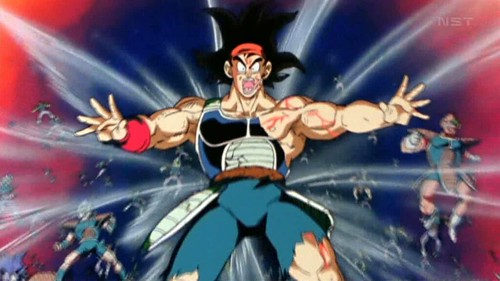 Dragon Ball Kai Bardock