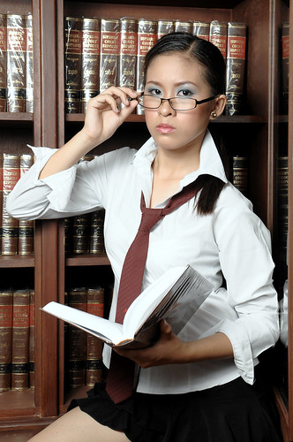 Flickriver: Most interesting photos from sexy librarian pool