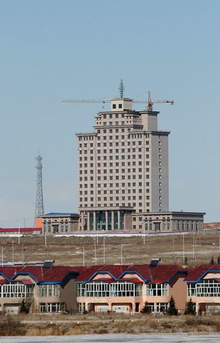 Manzhouli University (by niklausberger)