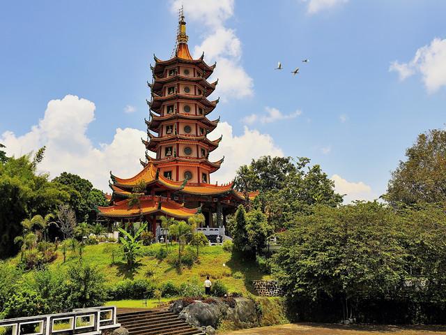 Pagoda Watugong, Semarang