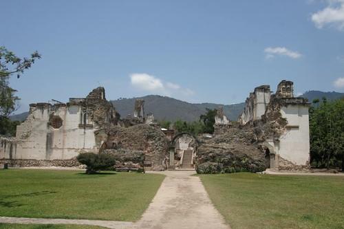 Convento de la Recolección. Antigua.