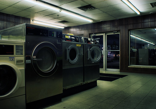 Lynchian Laundromat