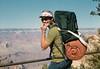 Colin Fletcher I ain't (twm1340) Tags: arizona bag dumb grandcanyon az trail pack backpacking frame canteen hiker retarded steep doh brightangel