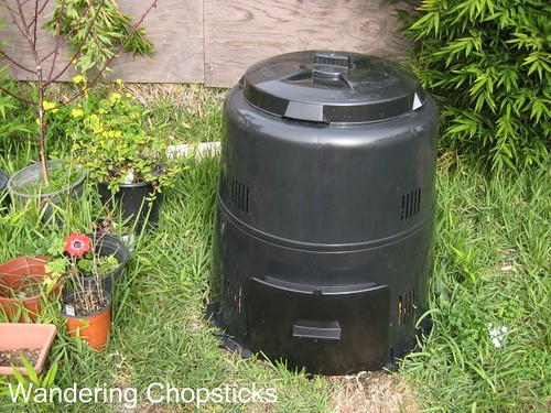 Earth Machine Compost Bin