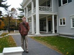 Bowdoin College in Brunswick, Maine (Althea Dotzour) Tags: joe bowdoin