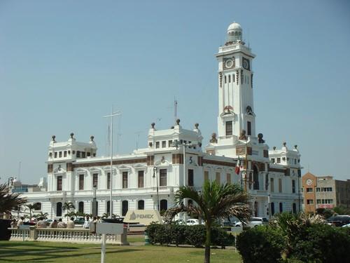 Faro, Veracruz - Mexico.