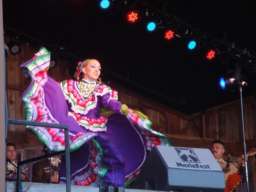 Paso del Norte dancer