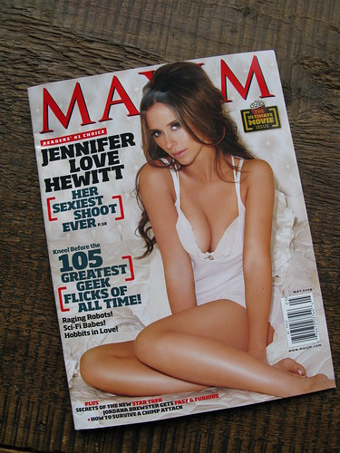 Maxim Magazine May 2009