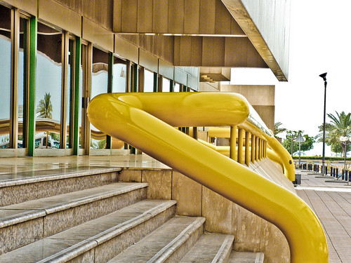 Very strong handrail