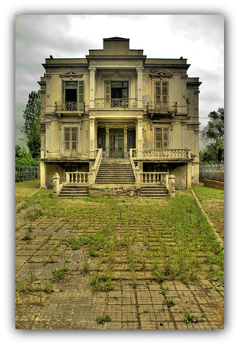 Old house .....