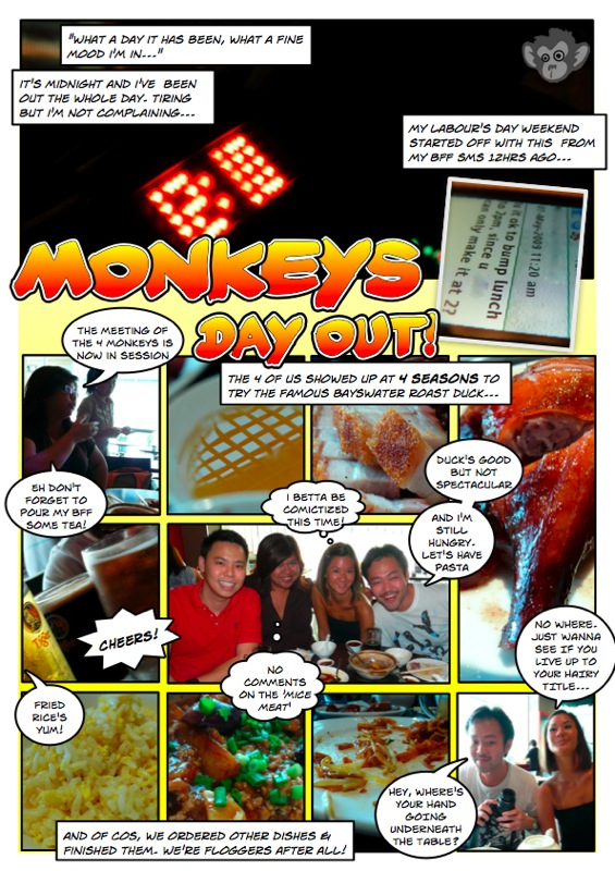 Monkeys Day Out 1