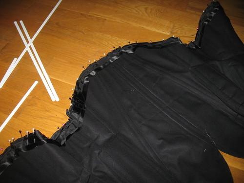 making a corset 34