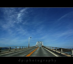 Crossing over Lake Champlain (DP|Photography) Tags: newyork vermont bridges adirondacks montpelier lakechamplain greenmountains drivingtrips debashispradhan dpphotography bridgesinnewyork dp|photography