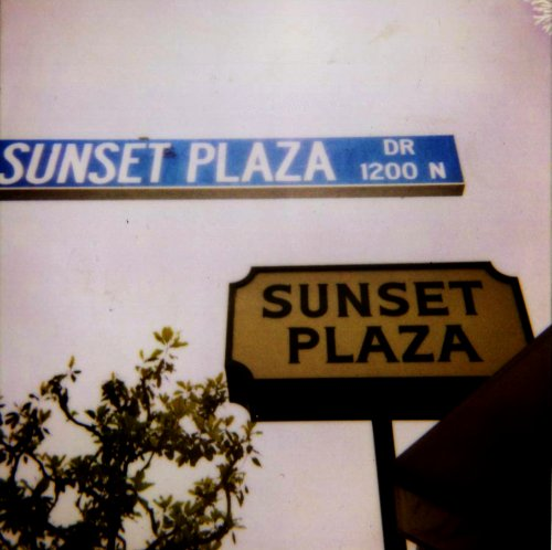 sunset plaza