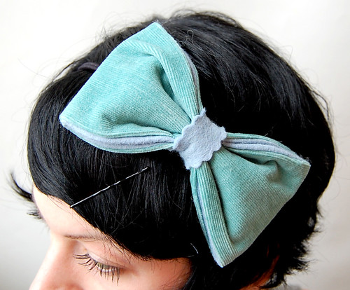 Farfallette Fascinator // Bows Tied