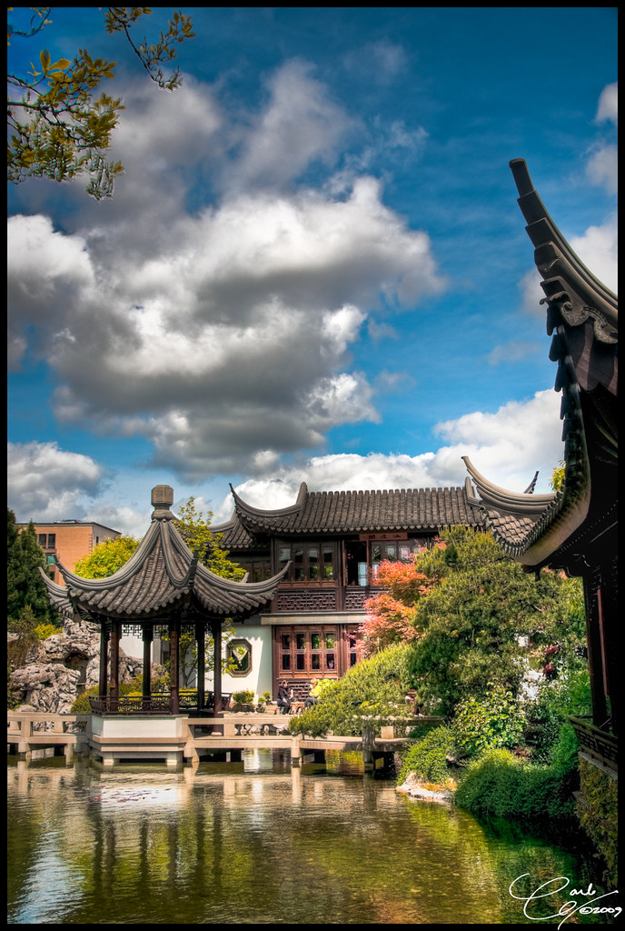 Chinese Teahouse
