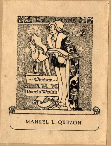 MLQ bookplate