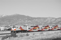 New Mexico Rail Runner Express (Humble Paulus Photography) Tags: newmexico santafe train trains amtrak top20nm railrunner