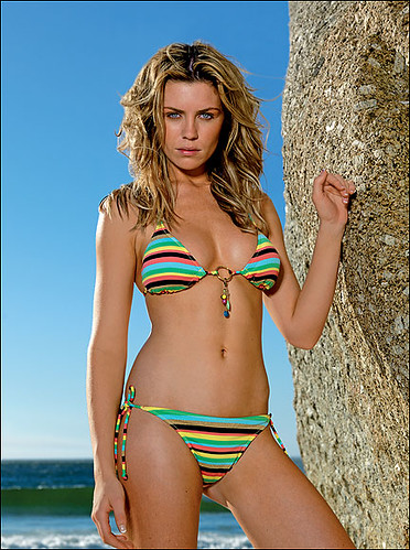 Abbey Abigail Clancy bikini photo