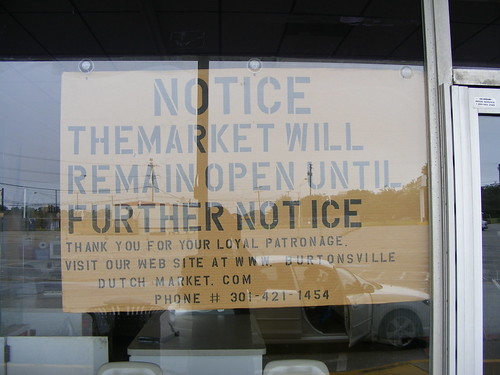 'The Market Will Remain Open'