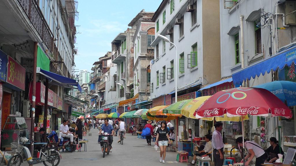 Exploring Xiamen