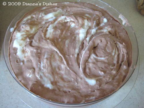 Almost Rocky Road: Marshmallow Swirled