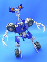 Wheelie juguete Transformers 2