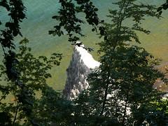 Auf den Spuren Caspar David Friederichs... (bernd obervossbeck) Tags: nature germany island deutschland natur insel rgen mecklenburg kreidefelsen jasmund nationalparkjasmund mywinners