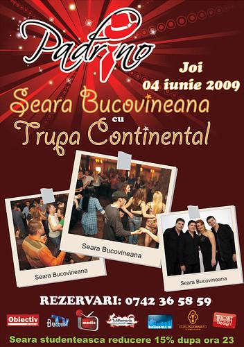 4 Iunie 2009 » Seară bucovineană
