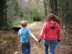 My Loves (Just Us 3) Tags: family jared colleen mother son hike myloves